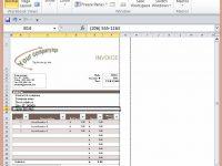 Hướng dẫn làm hóa đơn bán hàng bằng excel