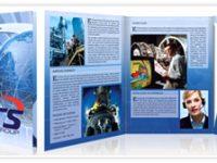 In Brochure với tiềm năng quảng bá thương hiệu