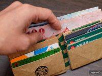 Hướng dẫn làm ví nam hanmade độc đáo từ túi giấy kraft