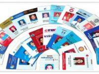 In thẻ đeo nhân viên bằng nhựa tại Hà Nội