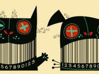 Những mẫu tem mã vạch độc đáo