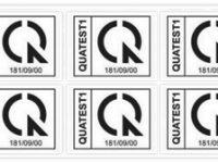 In tem CR - in dấu hợp quy CR theo tiêu chuẩn nhà nước