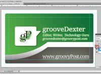 Hướng dẫn thiết kế card visit bằng phần mềm photoshop