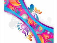 Thiết kế Brochure đầy màu sắc trong CorelDRAW